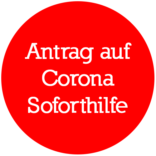Antrag auf Corona-Soforthilfe